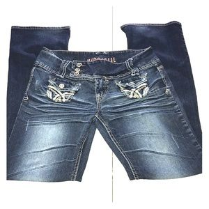 Hydraulic Jeans 1561